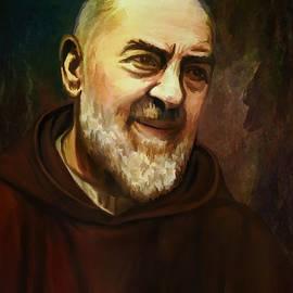 Andrzej Szczerski - Pio of Pietrelcina