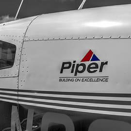 John Straton - Piper Aircraft Logo