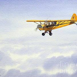 Bill Holkham - Piper J-3 Cub