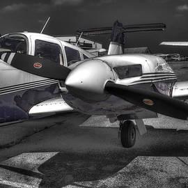 John Straton - Piper PA-44 Seminole
