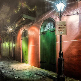 Cathy Smart - Pirates Alley New Orleans