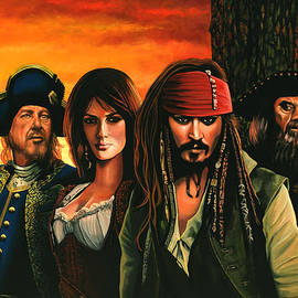 Paul Meijering - Pirates of the Caribbean