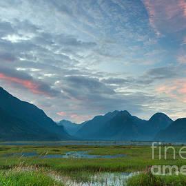 Michael Russell - Pitt-Addington Marsh Sunset
