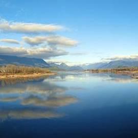 Ian Mcadie - Pitt River Crossing