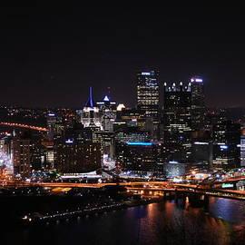 Cyril Furlan - Pittsburgh At Night
