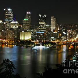 Jay Nodianos - Pittsburgh Autumn Night 2