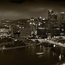 Steve Gadomski - Pittsburgh P A  B W