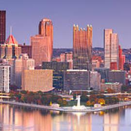 Emmanuel Panagiotakis - Pittsburgh Reflections