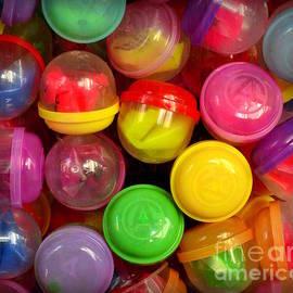 Miriam Danar - Plastic Toys - Childhood Fun