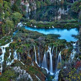 Stuart Litoff - Plitvice Lakes and Waterfalls - Croatia