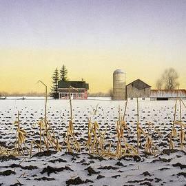 Conrad Mieschke - Plought Cornfield