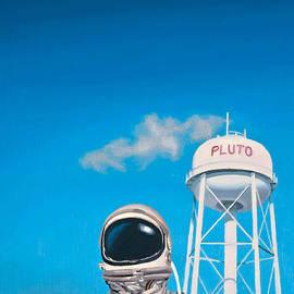 Pluto - Fine Art