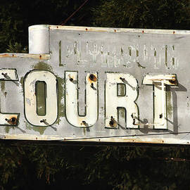 Art Block Collections - Plymouth Court Sign