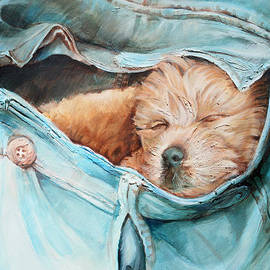 Vanessa Bates - Pocket Puppy