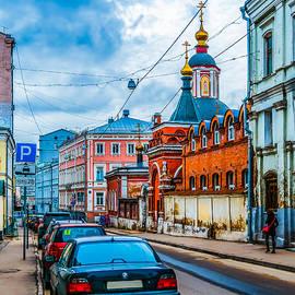 Alexander Senin - Podkolokolny lane of Moscow 2