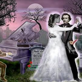 Glenn Holbrook - Poe and Annabel Lee Eternally