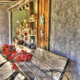 Wendy Elliott - Poinsettia Porch