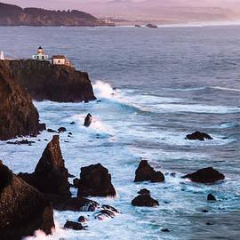 Mary Sheft - Point Bonita Lighthouse