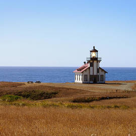 Abram House - Point Cabrillo Light House