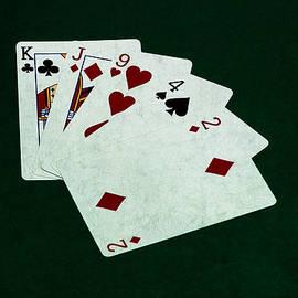 Alexander Senin - Poker Hands - High Card 2