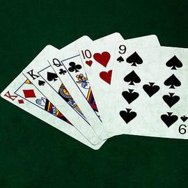 Alexander Senin - Poker Hands - One Pair 2