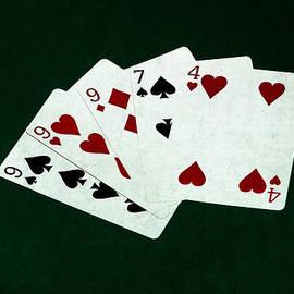 Alexander Senin - Poker Hands - Three Of A Kind 2