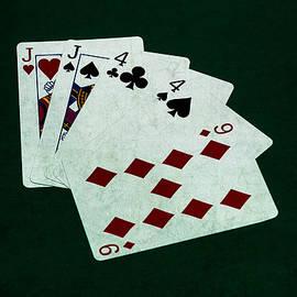 Alexander Senin - Poker Hands - Two Pair 2