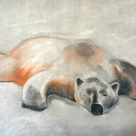Rosa Garcia Sanchez - Polar bear