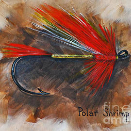 Cynthia Lagoudakis - Polar Shrimp Fishing Fly