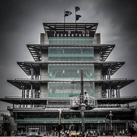 Pole Day at the Indy 500