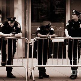Miriam Danar - Police Lineup