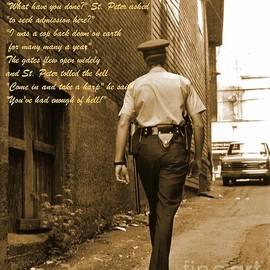 John Malone - Police Poem