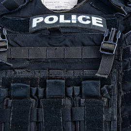 Paul Ward - Police - The Tactical Vest