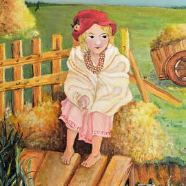 Vanda Caminiti - Polish girl - Ragazza polacca