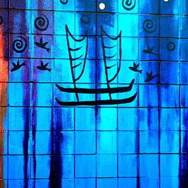 Karon Melillo DeVega - Polynesian Graffiti