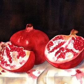 Michiko Taylor - Pomegranate