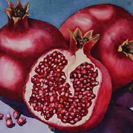 Eva Nichols - Pomegranates I