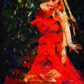 Nelieta Mishchenko - Pomona Goddess of the orchard