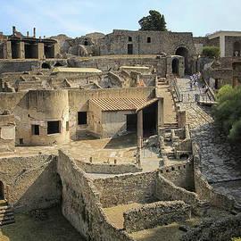 Kim Andelkovic - Pompeii City Ruins