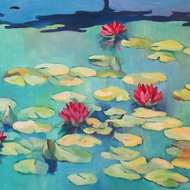 Sharon Nelson-Bianco - POND 7 Pond Series