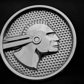 Penny Meyers - Pontiac Indian Head Emblem