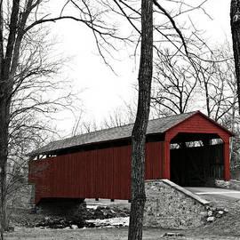 Brenda Conrad - Poole Forge Covered Bridge