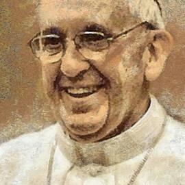 Dragica  Micki Fortuna - Pope Francis