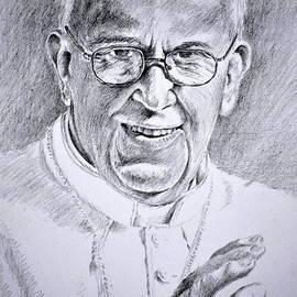 Henryk Gorecki - Pope Franciscus