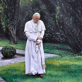 Mike Roberts - Pope John Paul II