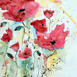 Ismeta Gruenwald - Poppies 05