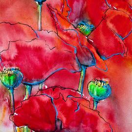 Jani Freimann - Poppies 2