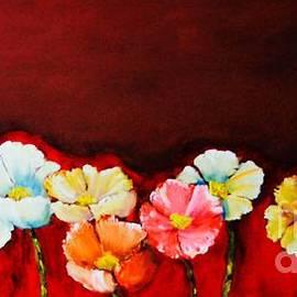 ElsaDe Paintings - Poppies