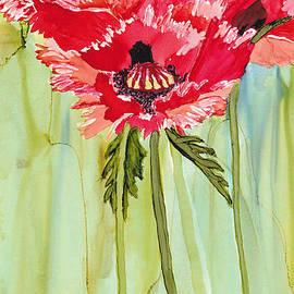 Diane Marcotte - Poppies I