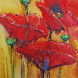 Jani Freimann - Poppies III